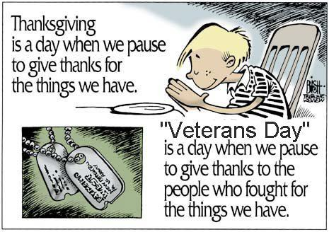 veterans day thanksgiving