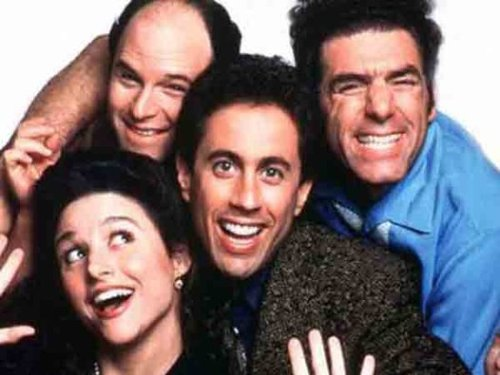 Will the success of a twitter feed lead to a Seinfeld comeback?