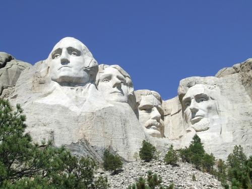 Mount(ain) Dew Rushmore?