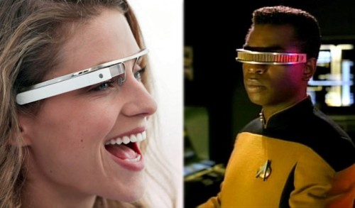 Will the benefits of Google Glass outweigh the cosmetic drawbacks?