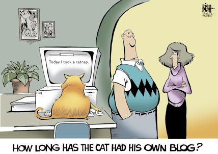 cat-blog-cartoon