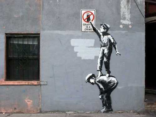 graffiti-artist-banksy-has-popped-up-in-new-york-city