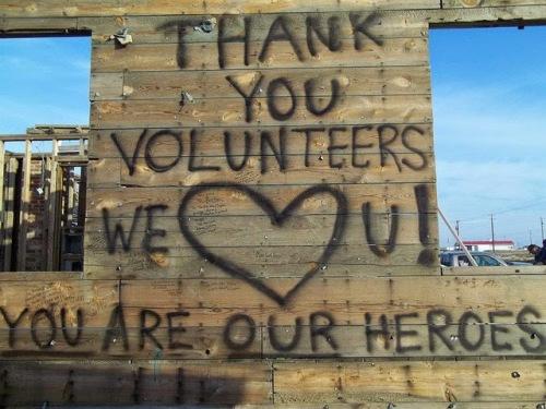 Image result for disaster volunteers